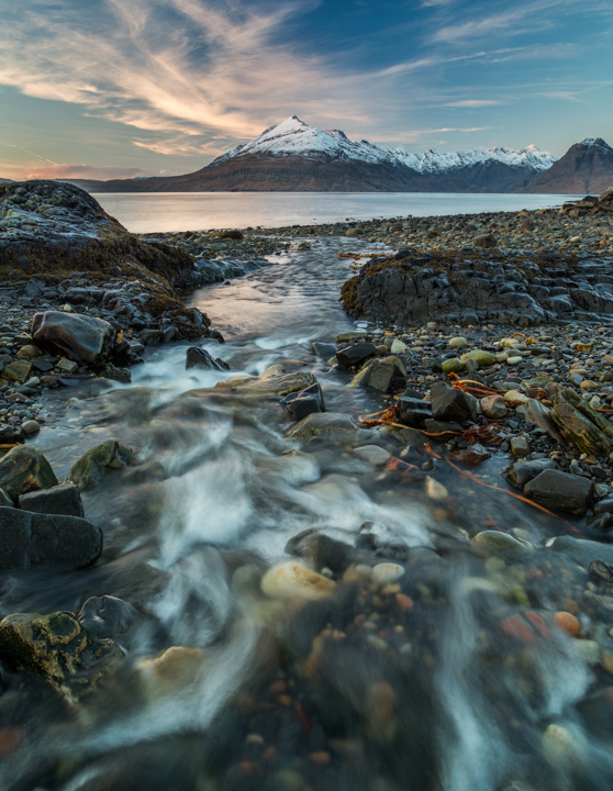 Elgol. Холмы Cuillins. Фото: Томас Хитон/thomasheaton.co.uk ©