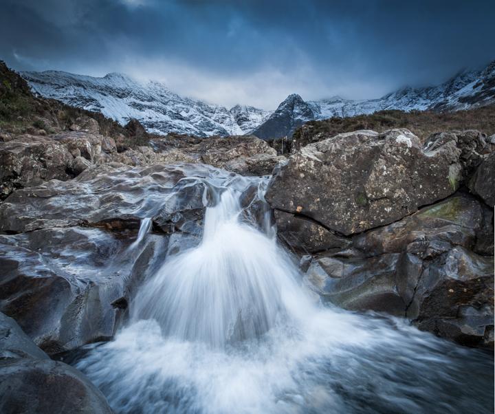 Бассейны фей (Fairy Pools). Фото: Томас Хитон/thomasheaton.co.uk ©