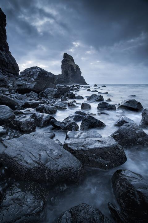 Залив Талискера. Фото: Томас Хитон/thomasheaton.co.uk ©