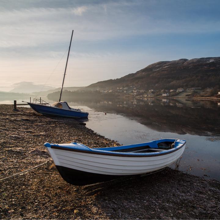 Озеро Портри. Фото: Томас Хитон/thomasheaton.co.uk ©