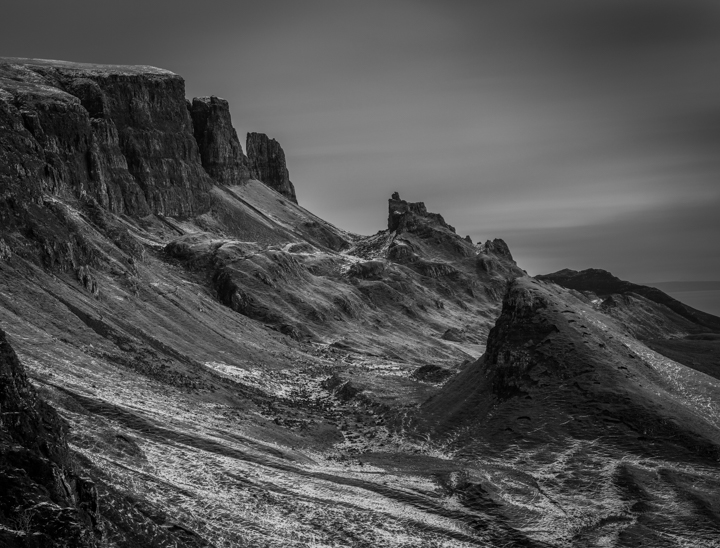 Quiraing. Север. Фото: Томас Хитон/thomasheaton.co.uk ©