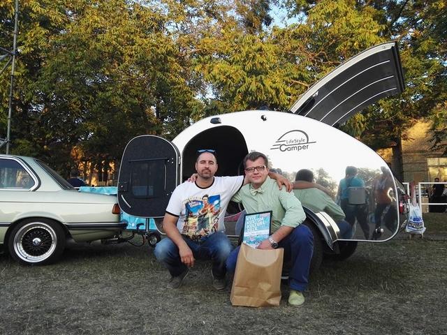 Фото: facebook.com/Lifestylecamper