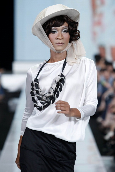 Неделя моды в Джакарте. Фото Ulet Ifansasti/Getty Images for Jakarta Fashion Week