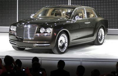 Новий Крайслер (Chrysler Imperial). Фото: Bill Pugliano/Getty Images