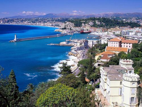 Виды Франции. Фото с сайта fotoart.org.ua