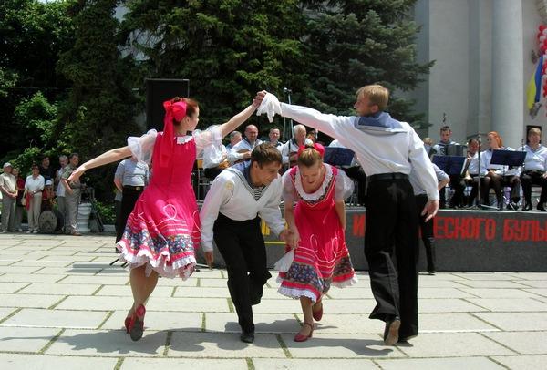 Севастополь. День Історичного бульвару. Фото: Алла Лавриненко/The Epoch Times