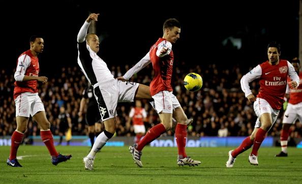 «Фулхэм» – «Арсенал» Фото: Getty Images Sport