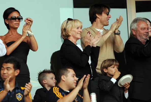 Товарищеский матч:ЛА Гэлэкси - Милан 2:2.Фото: Getty Images Sport