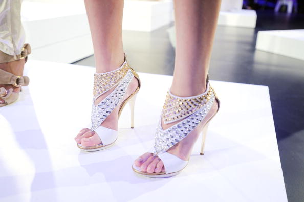 Презентація колекції Binetti Весна-2011 на Тижні моди Mercedes-benz Fashion Week. Фото: Fernanda Calfat/getty Images