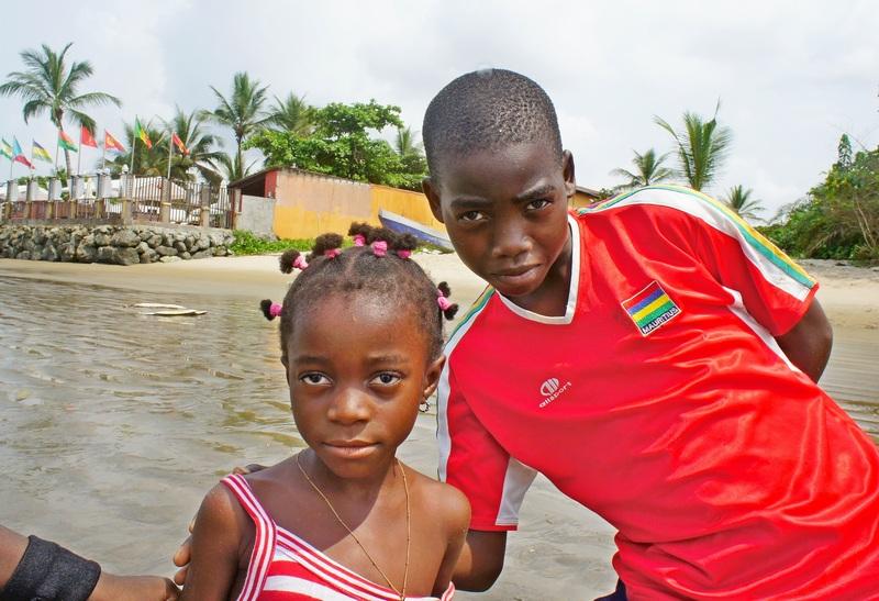 Діти. Фото: Олександр Африканець