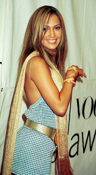Актриса на церемонії «Vogue Fashion Awards», 2000 рік. Фото: George De Sota / Liaison