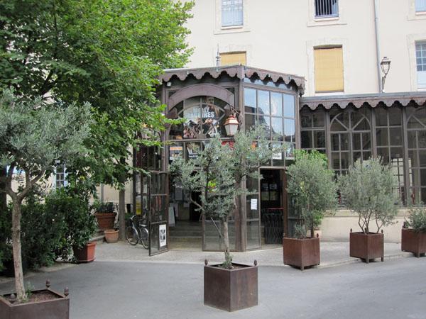 Кинотеатр «Утопия», Avignon, FRANCE. Фото: Ирина Лаврентьева/Великая Эпоха