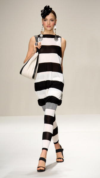 Колекція від Krizia сезону весна-літо 2010 на Тижні моди в Мілані. Фото: Vittorio Zunino Celotto/Getty Images