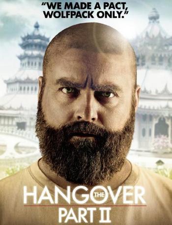 Постер до фільму «Похмілля 2: із Вегаса в Бангкок»