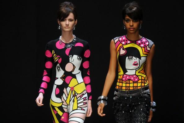 Rio Fashion Week представляет коллекции сезона осень-зима 2013. Фото: ANTONIO SCORZA/AFP/Getty Images