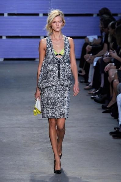 Колекція Proenza Schouler Весна-2011 на Тижні моди Mercedes-benz у Нью-Йорку. Фото: Jemal Countess/getty Images