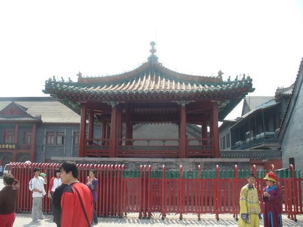 Запретный город (Гугун) в Шеньяне. Фото: Татьяна Жамкова