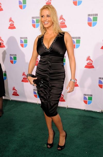 Модне шоу на на церемонії Latin Grammy Awards. Фото:gettyimages