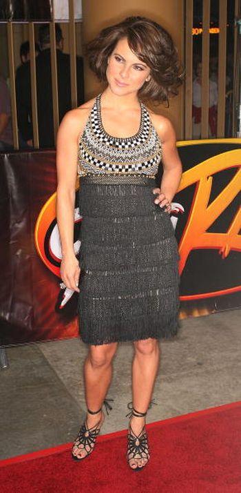 Актриса Кейт дель Кастилло / Kate Del Castillo посетила премьеру фильма Under the Same Moon, которая состоялась в Голливуде. Фото: Frederick M. Brown/Getty Images