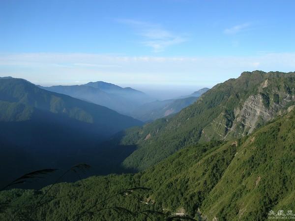 Гора Юйшань. Тайвань. Фото: The Epoch Times