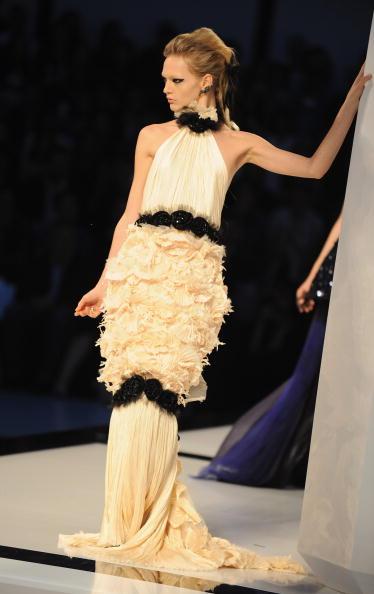 Новая коллекция Chanel сезона осень-зима 2009/2010/Pascal Le Segretain/Getty Images