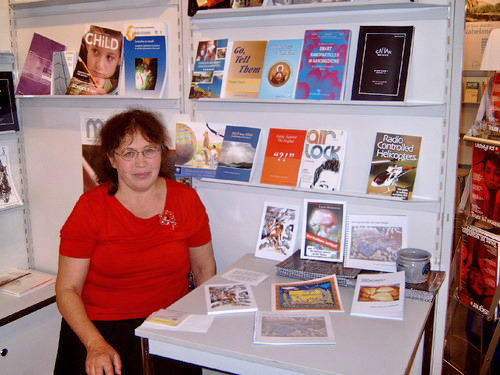Издатель, переводчица и менеджер Др. Алия Таиссина. Фото: Великая Эпоха