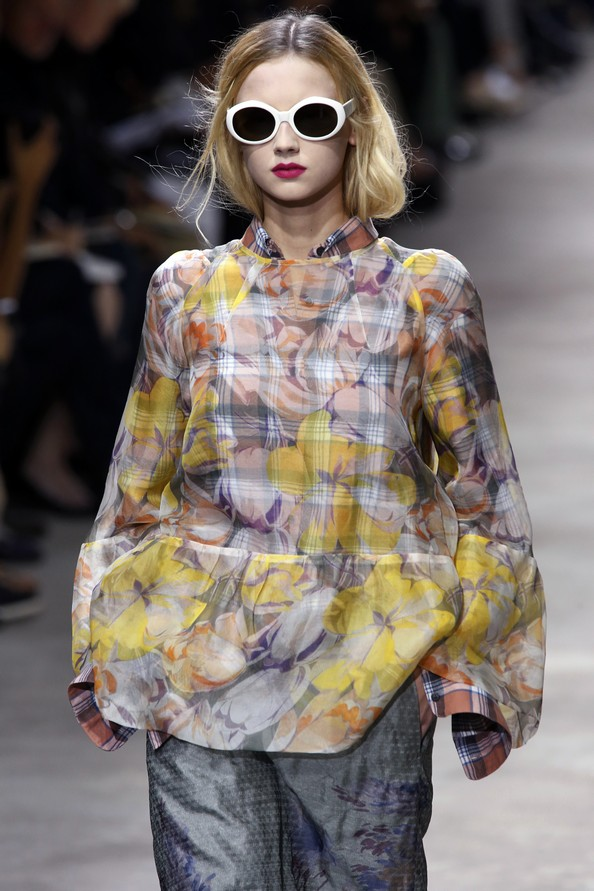 Dries van Noten на Паризькому тижні моди (Paris Fashion Week). Фото: PIERRE VERDY/AFP/GettyImages