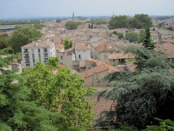 Вид на Авиньон, Avignon, FRANCE. Фото: Ирина Лаврентьева/Великая Эпоха