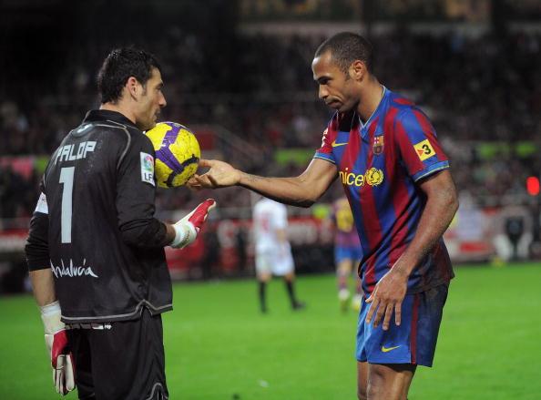 Севилья - Барселона фото: Denis Doyle /Getty Images Sport