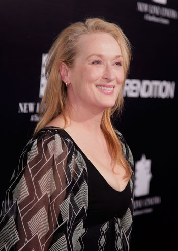 Актриса Мерил Стрип (Meryl Streep) посетила премьеру фильма в Лос-Анджелесе Фото:  Kevin Winter/Getty Images