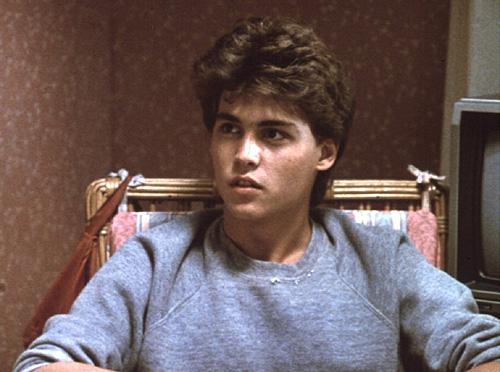 Кадр з фільму «Кошмар на вулиці В'язів», 1984 рік.