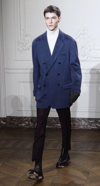 Показ мужской коллекции от Ив Сен-Лоран в Париже. Фото Julien M. Hekimian/Getty Images