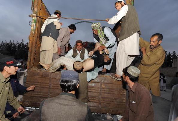 Фото: BANARAS KHAN/AFP/Getty Images