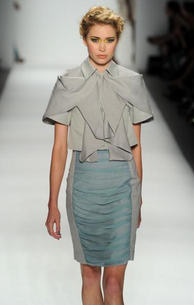 Презентація колекції від Toni Francesc на Тижні моди Mercedes-benz у Нью-Йорку. Фото Frazer Harrison/Getty Images for IMG