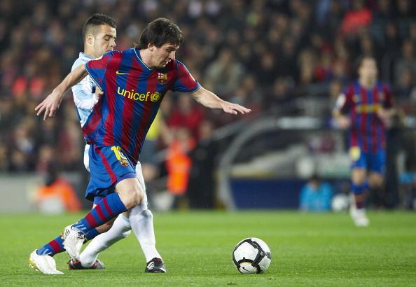 Барселона - Малага фото: Manuel Queimadelos /Getty Images Sport
