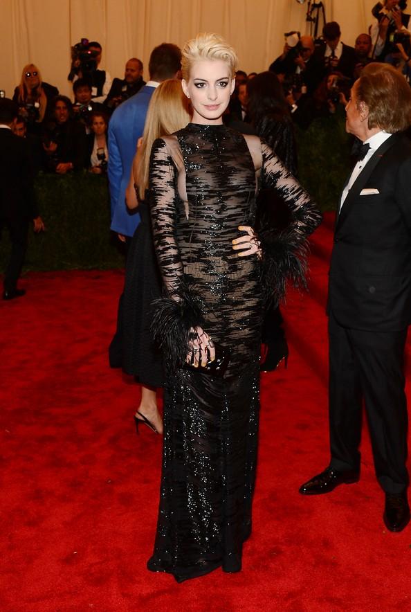 Энн Хэтэуэй (Anne Hathaway). Фото: Larry Busacca/Getty Images