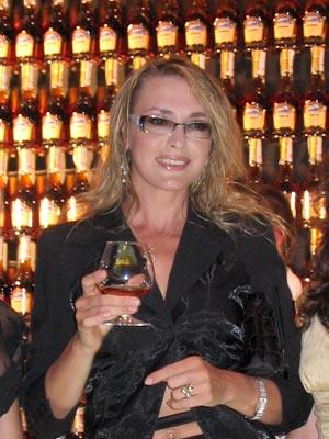 Показ мод відвідала відома акторка Ольга Сумська. Фото: Велика Епоха