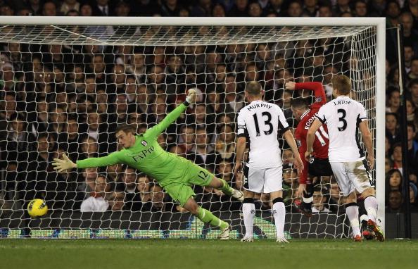 Манчестер Юнайтед розгромив Фулхем. Фото: Getty Images