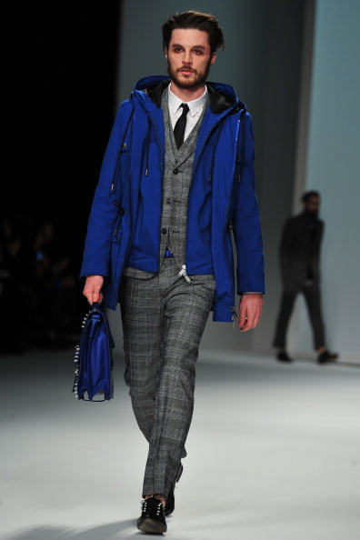Milan Fashion Week 2012: тиждень чоловічої моди. Фото: GIUSEPPE CACACE/Getty Images