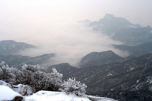 Гора Тайшань. Фото: Li Xiwen, Zen Zheng