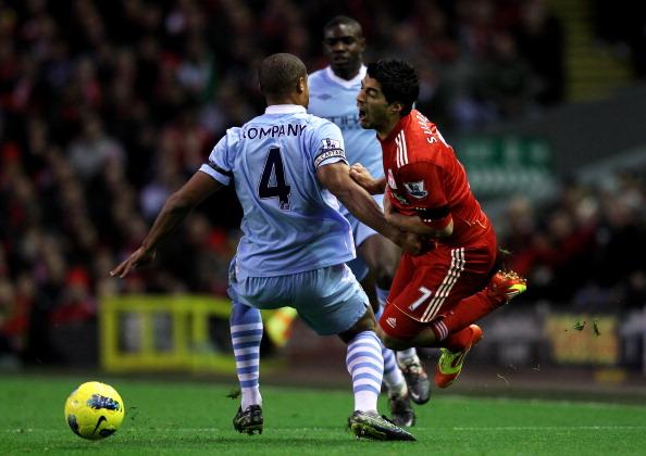 «Ліверпуль» - «Манчестер Сіті» Фото: Getty Images Sport