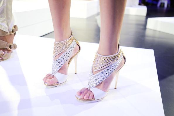 Презентация коллекции Binetti Весна-2011на Неделе Моды Mercedes-Benz Fashion Week. Фото: Fernanda Calfat/Getty Images