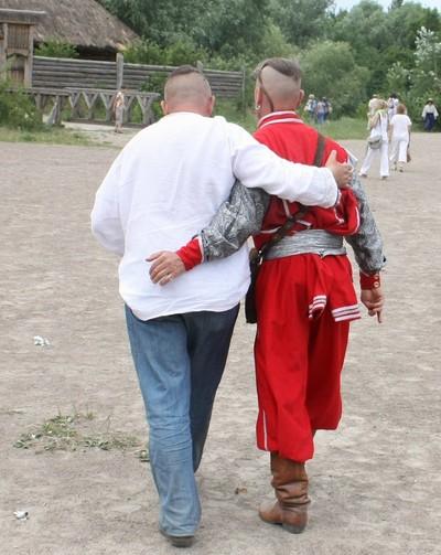 Козаки, 19 червня 2010. Фото: Євген Довбуш/The Epoch Times