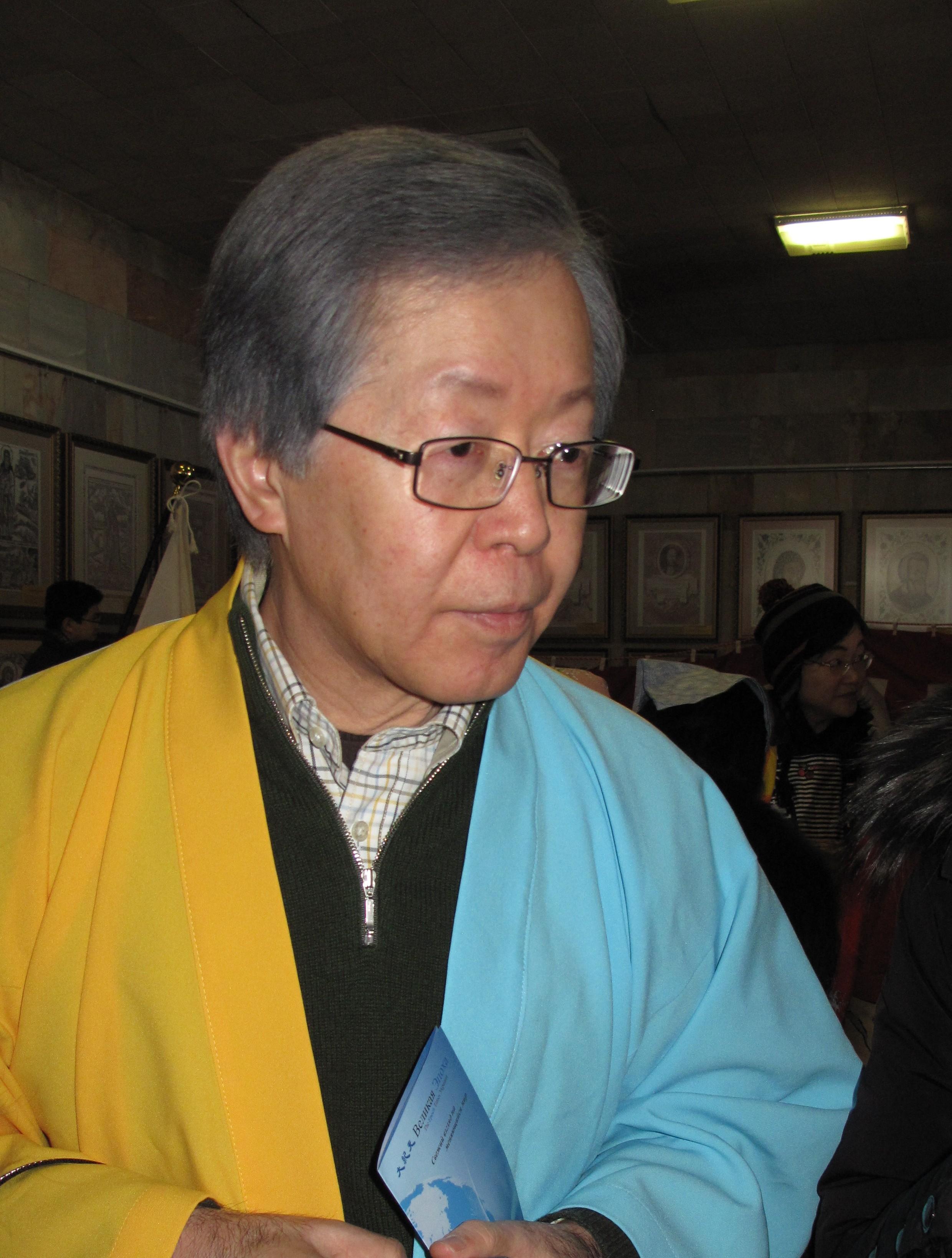 Надзвичайний та Повноважний посол Японії в Україні Саката Тоічі. Фото: Оксана Позднякова/The Epoch Times Україна