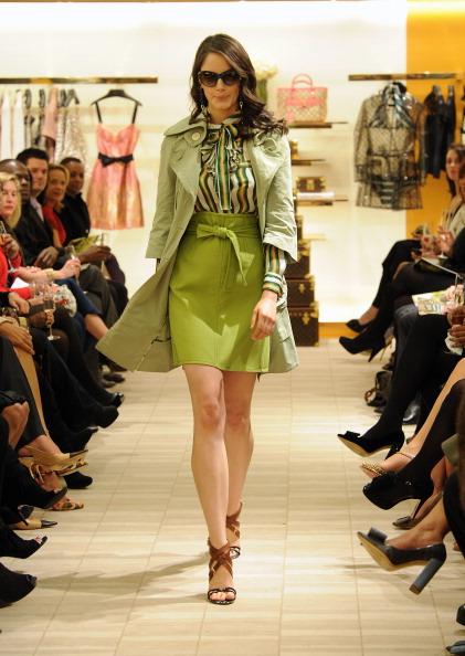 Показ коллекции Louis Vuitton в Атланте. Фото Rick Diamond/Getty Images for Vogue