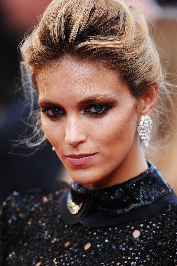 Топ-модель Аня Рубик. Фото: Ian Gavan/Getty Images