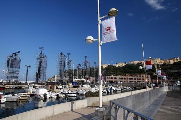 Подготовка к королевской свадьбе в княжестве Монако. Фото: Richard Heathcote/Getty Images