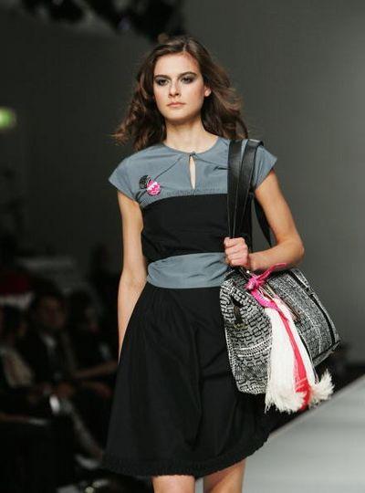 Колекція одягу від дизайнера Leonard St. Фото: Gaye Gerard/Getty Images