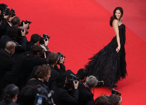Зіркове вбрання на Канському фестивалі-2010 . Фото: Andreas Rentz/getty Images