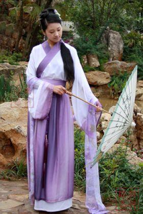 Какими были девушки в Древнем Китае. Фото с secretchina.com